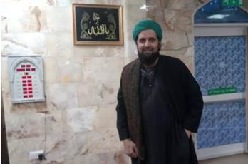 سرپرست مرکز اسلامی در انگلیس «تور بازدید از مسجد» به راه انداخت