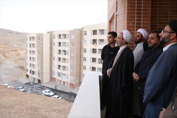بازدید مدیر حوزه های علمیه از استادسرای حوزه علمیه کرمانشاه+تصاویر