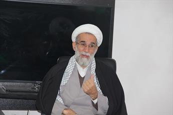 مدیر حوزه علمیه قزوین: سردار سلیمانی در بوکمال پایان داعش را رقم زد