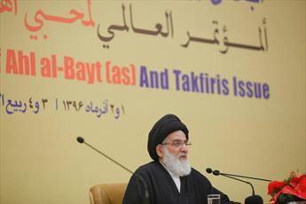 امت اسلامی فریب  نسخههای جعلی از اسلام را نخورند/ حب اهل بیت (ع)  از مشترکات اسلام است