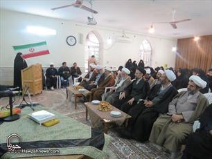 افتتاح مقطع سطح ۳ با رویکرد قرآنی در حوزه  خواهران خراسان شمالی