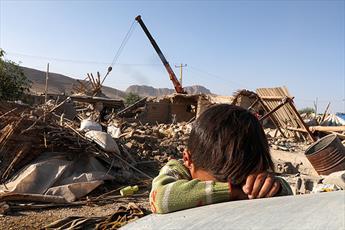 مسئولان به فکر اسکان دائم زلزله زدگان باشند