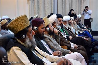 شیخ سید المختار: مسلمانان با اتحاد پاسخ دشمنان  را بدهند