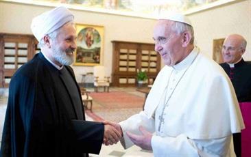 پایان ماموریت پانزدهمین سفیر جمهوری اسلامی ایران در واتیکان