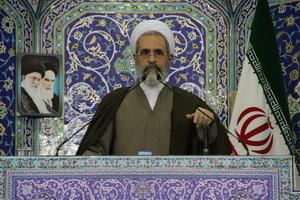 آمریکایی ها بدانند امروز با سد انقلاب اسلامی و رهبری فرزانه آن مواجه هستند