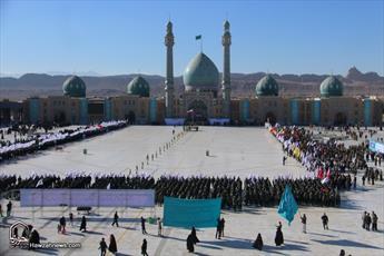 مسجد مقدس جمکران جشن ولادت امام حسن عسكری(ع) برپا میکند