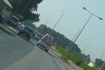 آمبولانس ویژه بیمارستان زندانیان، بدون آیت الله قاسم الدراز را ترک کرد