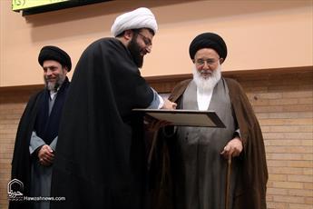 استادان برجسته قرآنی در قم تقدیر شدند
