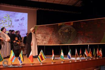 تصاویر/ جشن پیروزی جبهه مقاومت