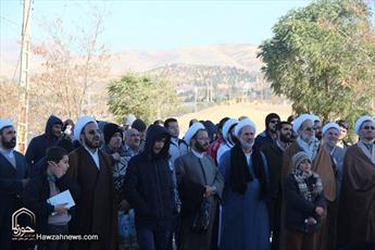 همایش پیادهروی خانوادگی طلاب و روحانیون خراسان شمالی برگزار می شود