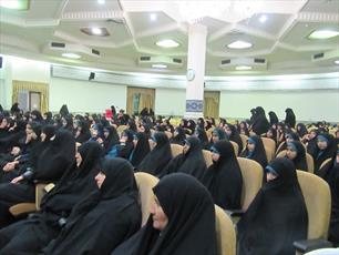 دوره آموزشی تعالی اساتید بسیجی حوزه های خواهران برگزار می شود