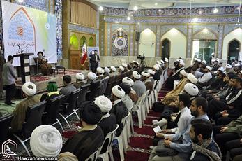 تصاویر/ اختتامیه دومین جشنواره استانی علامه حلی در خوزستان
