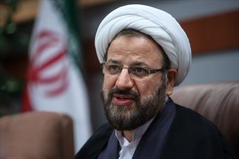 تبریک رئیس دفتر تبلیغات اسلامی به رئیس جدید جامعه المصطفی