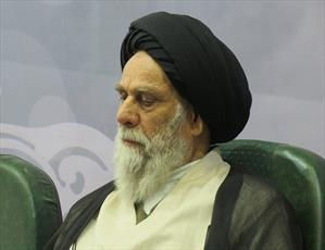 حکم آیت الله جعفری به عنوان رئیس شورای حوزه علمیه کرمان تمدید شد