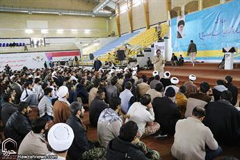 اعزام یک هزار نفری خادمان «امام رضایی ها» به مناطق زلزله زده+ عکس