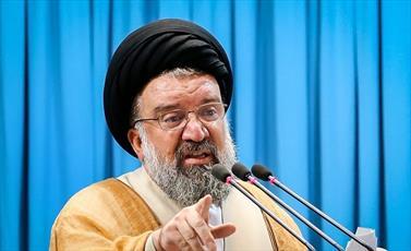 خروش و فریاد یکپارچه امت اسلام مانع از غصب مضاعف رژیم صهیونیستی می شود
