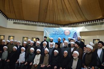 ميلاد پیامبر اکرم (ص) با حضور علمای لبنانی برگزار شد