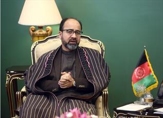 وزیر ارشاد، حج و اوقاف افغانستان از مرکز نور بازدید کرد