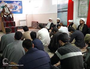 تصاویر/ جشن میلاد نور در مدرسه  امام صادق(ع) بیجار