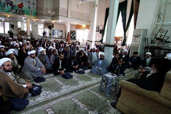 تصاویر/ نشست مجمع نمایندگان طلاب و فضلای استان همدان