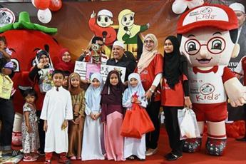 رقابتهای «آموزش قرآن با تئاتر» برای پیشدبستانیها در مالزی برگزار شد