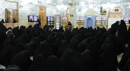 ثبتنام سه هزار نفر در دورههای معارفی و قرآنی حرم کریمه اهلبیت(س)
