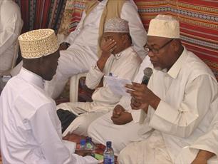 خیریه اسلامی در کنیا، مراسم ازدواج  برای جوانان نیازمند برگزار کرد