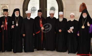 شخصیتهای اسلامی و مسیحی لبنان برای قدس جمع میشوند