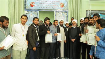 رقابت  طلاب بسیجی  کرمان در جشنواره ورزشی