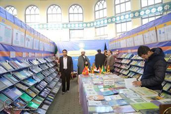 تصاویر/ آغاز به کار نمایشگاه دستاوردهای پژوهشی جامعة المصطفی العالمیة