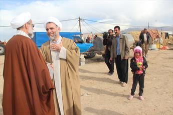 مستند «پنجره» ویژه فعالیت های روحانیون در مناطق زلزله زده تولید شد