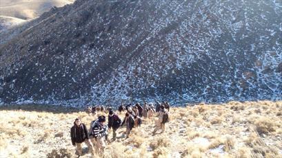 اردوی کوهنوردی به مناسبت بزرگداشت شهادت سردار سلیمانی
