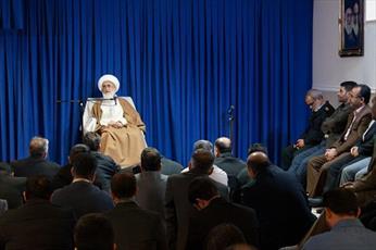 مسئله فلسطین نخستین مسئله جهان اسلام است / تنها نشستن و محکوم کردن کافی نیست