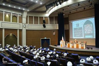 فیلم/ اجلاس مدیران استانی شورای عالی نهادهای حوزوی