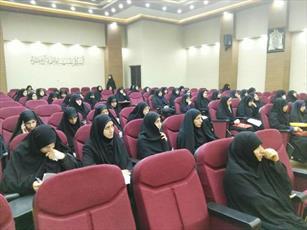 رشد ۶۸ درصدی شرکت بانوان طلبه در    جشنواره قرآن و عترت+ عکس