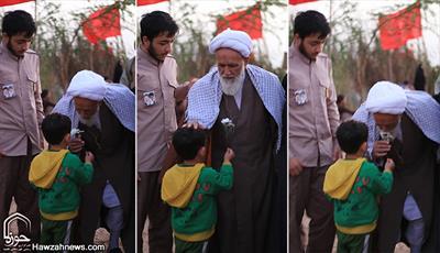 تصاویر اختصاصی خبرگزاری حوزه از مرحوم آیت الله حائری شیرازی -۳