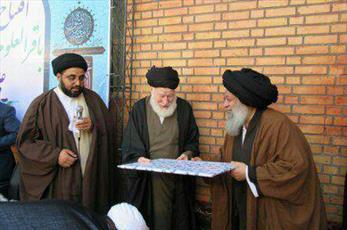 پنجاهمین مدرسه علمیه در خوزستان افتتاح شد