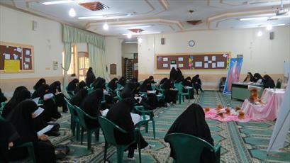 رقابت ۳۵۰ بانوی  طلبه کرمانی در جشنواره قرآن و عترت