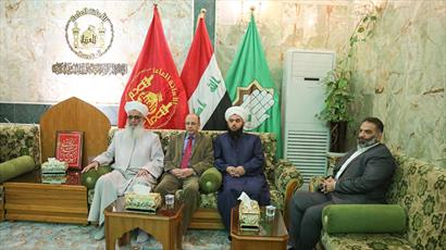 مراجع عراق در حمایت از مسئله فلسطین پیشتاز هستند