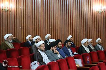 اولین اجلاسیه مدیران و معاونان آموزش مدارس علمیه سفیران آغاز شد