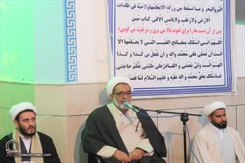 تصاویر/ سفر معاون تبلیغ و امور فرهنگی حوزههای علمیه به استان سمنان-۱