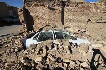 انتقاد روحانی مستقر دهستان زلزله زده جور کوهبنان از برخی مسئولین/ بیماری از شدت سرما شیوع پیدا کرده است