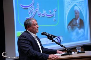 مرحوم  هاشمی رفسنجانی محل رجوع برای حکمیت فرا منطقه ای بود