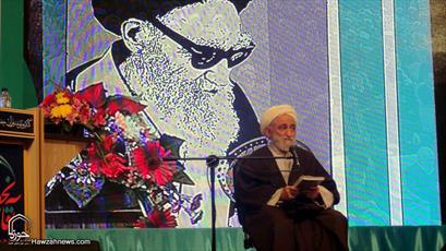 تصاویر/کنگره ملی آیت الله آقا نجفی همدانی