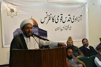 دبیرکل مجمع علمای شیعه پاکستان: شیعیان پاکستان آماده دفاع از اسلام هستند
