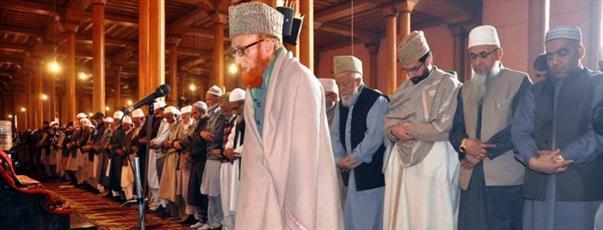 درب مسجد اعظم کشمیر ۱۸ جمعه بسته ماند