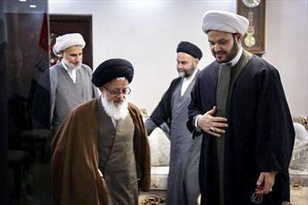 قدردانی نماينده رهبرى در عراق از  رشادتهای مجاهدان داوطلب و بسیج مردمی