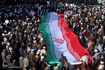 فیلم/ خروش انقلابی و خود جوش مردم قم علیه آشوبگران