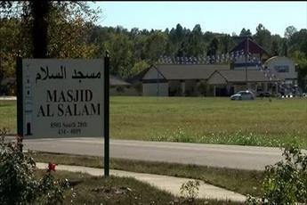 مسلمانان مسجدی در آمریکا مجرم پشیمان را بخشیدند