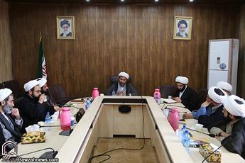 تصاویر/ اجلاسیه مدیران مدارس علمیه خوزستان